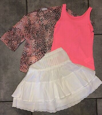 Matalan...primark...cool club Girls Outfit 6-7 Y
