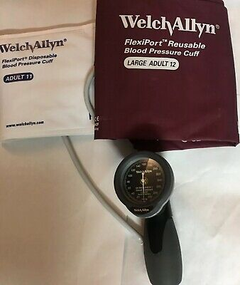 Welch-Allyn Aneroid Pressure Sphygmomanometer Tycos DS58