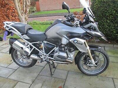 Bmw R1200Gs Te Top Model