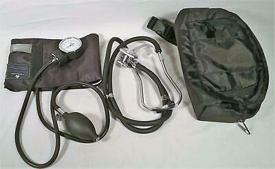 Mabis Match Mates Sphygmomanometer With Stethoscope And Case