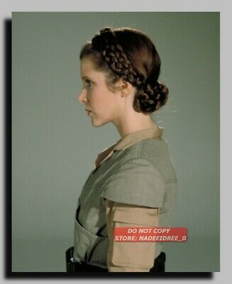 Hv-3342 Actress Carrie Fisher Princess Leia Star Wars 8X10 Photo