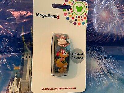 Disney Parks Magic Band 2 2019 Mickey Mouse & Friends Limited Release Link Later