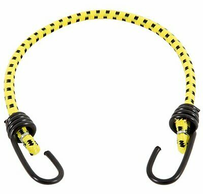 """Keeper 06018 18"""" Bungee Stretch Cords 2 Pack"""