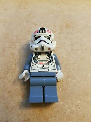 NEW AT-AT DRIVER TYPE 2 HELMET FIGURE GIFT 8129-2010 LEGO STAR WARS