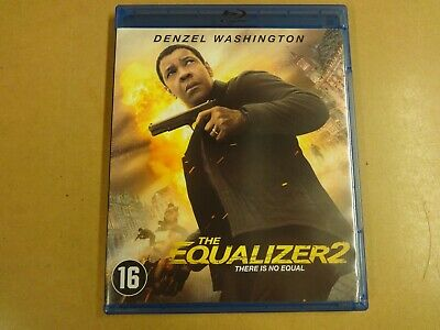 Blu-Ray / The Equalizer 2  ( Denzel Washington )