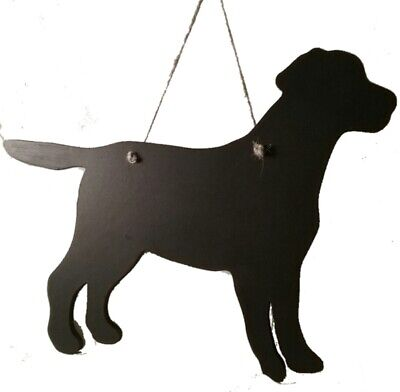 12in LABRADOR  chalkboard wall plaque sign Christmas gift idea for any dog lover