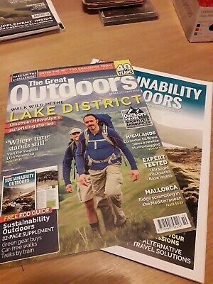 The Great Outdoors Magazine Oct 2018