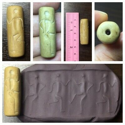 ancient Near Eastern cylinder seal
