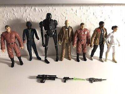 VINTAGE REPLICA STAR WARS FIGURE RIFLES BOWS STICKS /&STAFFS
