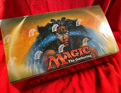 MTG Magic The Gathering Eternal Masters Booster Pack Sealed Free Shipping Eng