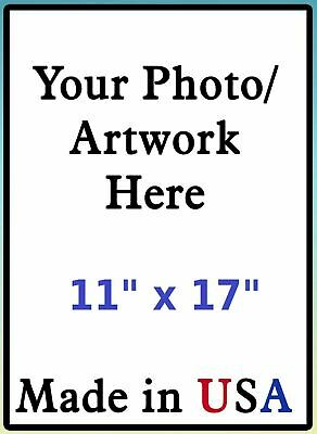 Print Your Own Photo Image Poster Flyer Wall Art Custom Prints 11x17 (Glossy)