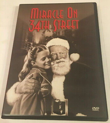 Miracle on 34th Street (DVD, 1999)