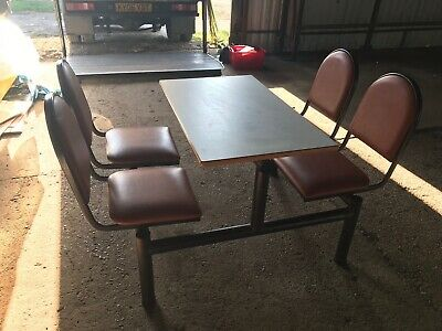 Cafe Bistro / restaurant table and chair set