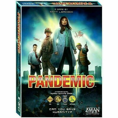 Z-Man Games - Pandemic Board Game Perfect Family Party Game Toys Gift New Sealed