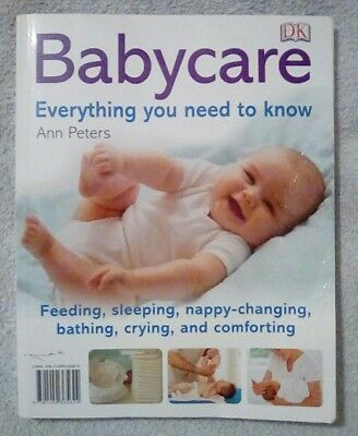Babycare: Everything You Need to Know by Ann Peters (Paperback / softback, 2011)