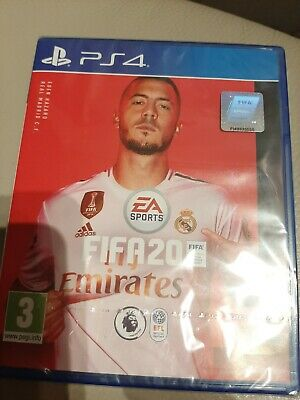 Fifa 20 PS4. Sealed game