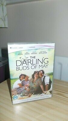 THE DARLING BUDS OF MAY THE COMPLETE 20th ANNIVERSARY COLLECTION 6 DVD BOXSET