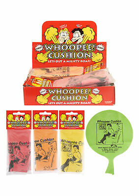 4 X Whoopee Cushion Fart Balloon Fart Toys Party Favours Party Bag Fillers Jokes