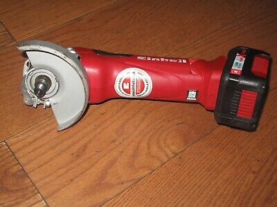 Einhell TE-AG 18 Li 18V Cordless Angle Grinder Power Exchange  18V 3.0Ah BATTERY