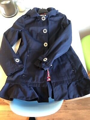 Girls Michael Kors rain Coat mac Age 10