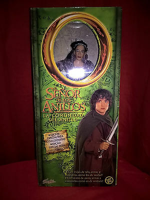 "The Lord Of The Rings Lotr Arwen 12"" Inch Deluxe Toy Biz 2001 Marvel Mib"