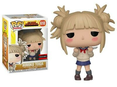 NEAR MINT Funko My Hero Academia Himiko Toga Pop Figure (AAA Anime Exclusive)
