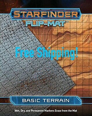 Basic Terrain Multi Pack PZO 30024-MP Pathfinder Flip-Mat