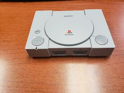 Sony PlayStation Classic Gray Console