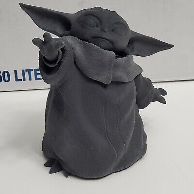 Baby Yoda The Mandalorian  Star Wars Figurine Sculptor Model Miniature 2.25""