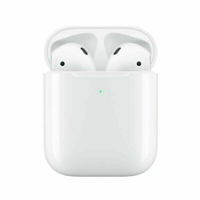 Apple AirPods 2nd Generation - Wireless Charging Case - White - UK Seller