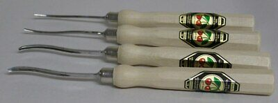 Two Cherries 515-3427 7-Piece Wood Carving Set VWWS