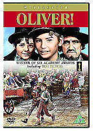 Oliver! (DVD, 2000) widescreen
