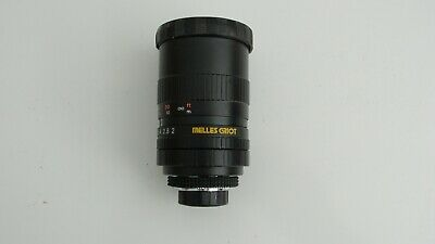 Melles Griot 9913345 ccd camera lens machine vision