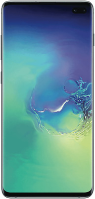 NEW Samsung 1091005337 Galaxy S10 Plus 128GB Prism Green