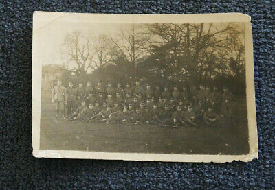 Real Photo Yorkshire Army Section 1 D.a.p. Pre Ww1? #24