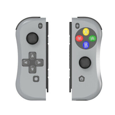 For Nintendo Switch Joy-Con (L/R) Wireless Bluetooth Controllers Set -Green/Blue