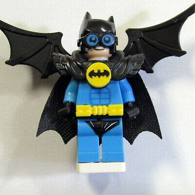 Robin Batsuit Custom Minifigure Fridge-magnet. DC Superhero Stocking Filler