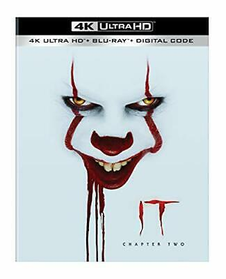 It: Chapter Two 4K Blu-ray December 10, 2019 BRAND NEW