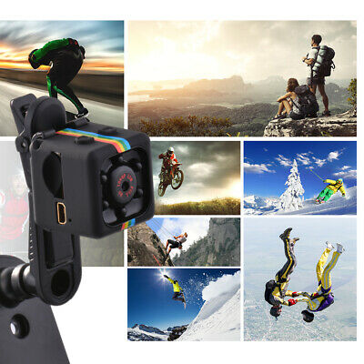 SQ11 Full HD Mini DV Spy Micro Camera Spia Nascosta Telecamera Sport Cam MA1545