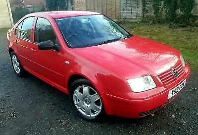 Volkswagen Bora 1.6 2001MY SE One owner from new !!! Bargain !!!