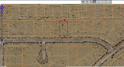 California City Land, .17 Acres Only $1 Opening Bid