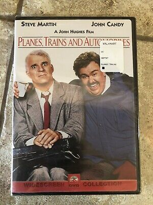 Planes, Trains and Automobiles   DVD Brand New Sealed Widescreen