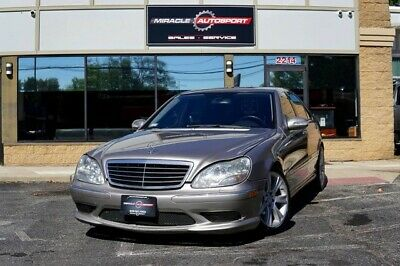 2006 Mercedes-Benz S-Class  55 amg free shipping warranty clean supercharged finance luxury rare cheap