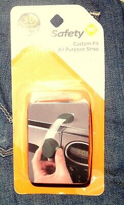 NEW Safety 1st Custom Fit All Purpose Strap 48483 Secure Appliances Baby Toddler