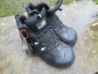 Rock Fall Tomcat TC130 Maine Black Lightweight S1P Safety Trainer with Midsole