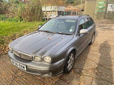 2006 Jaguar X type 2.2 D Sport Estate Diwali - Six Speed Manual Gearbox