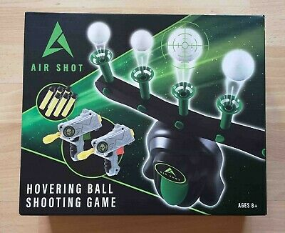 Kids Air shot hovering ball shooting game - in excellent condition