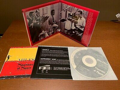 Miles Davis - Sketches of Spain / Super Audio CD (MFSL SACD)