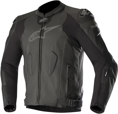 Alpinestars Missile Tech Air Airbag Compatible Leather Jacket