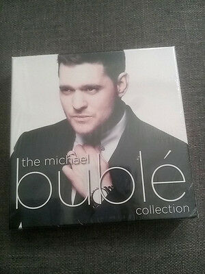 MICHAEL BUBLE Collection 6 CD BOXSET SEALED BRAND NEW